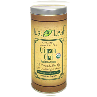 Crimson Chai Tea