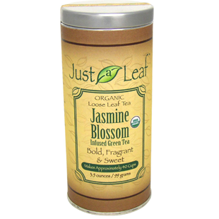 Jasmine Blossom Infused Green Tea