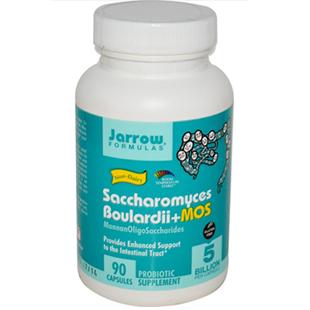 Jarrow Formulas Saccharomyces Boulardii 90 Capsules