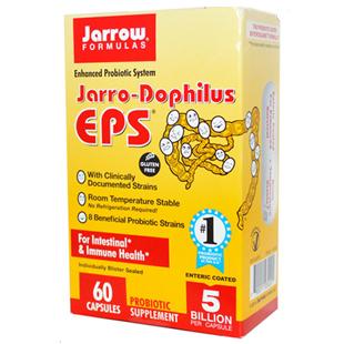 Jarrow Formulas Jarro-Dophilus EPS 60 Capsules