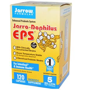 Jarrow Formulas Jarro-Dophilus EPS 120 Capsules