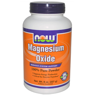 Now Foods Magnesium Oxide 227g