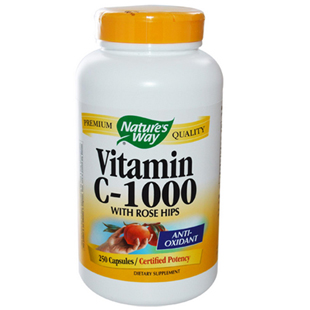 Natures Way Vitamin C 1000 250 Capsules